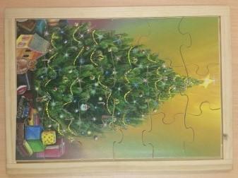 C2.366.2: CHRISTMAS TREE PUZZLE