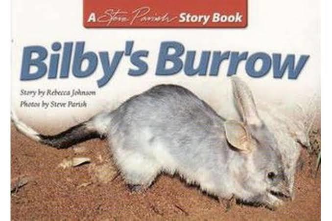 E3.965.1: BILBY'S BURROW SET