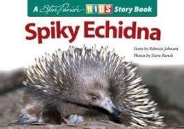 E3.966.1: SPIKY ECHIDNA SET