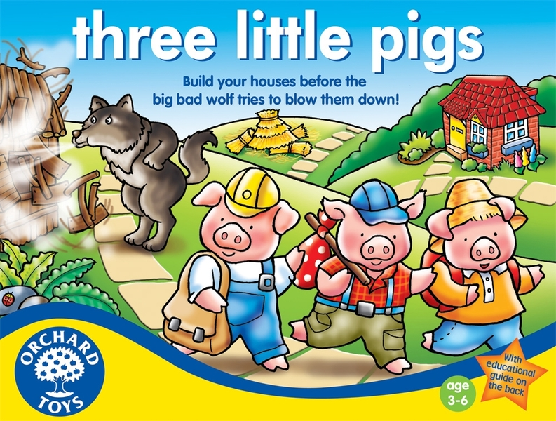 G1.324.1: THREE LITTLE PIGS GAME
