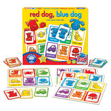 C4.1074.1: RED DOG, BLUE DOG GAME