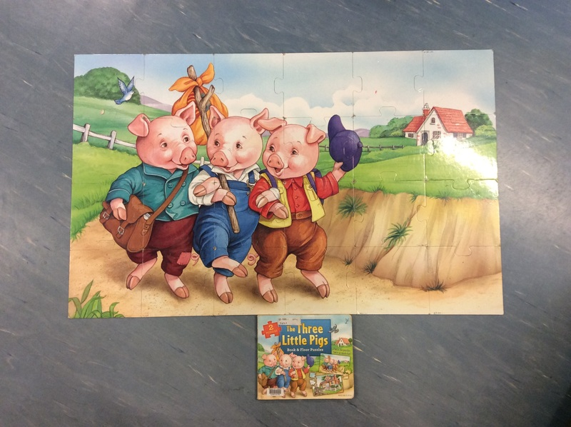 C2.983.1: THE THREE LITTLE PIGS