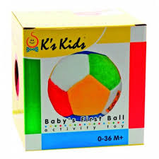 C4.1084.1: BABY'S FIRST BALL