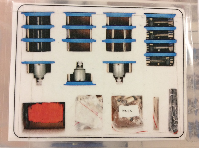 F3.119.1: BASIC ELECTRICITY KIT - B