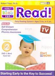 E3.195.2: YOUR BABY CAN READ Vol 2