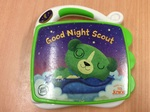 B2.027.1: GOOD NIGHT SCOUT TAG JUNIOR LEAP FROG BOOK