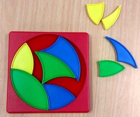 C2.052.1: Puzzle Circle