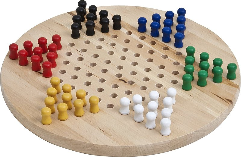 G1.274.1: Chinese Checkers