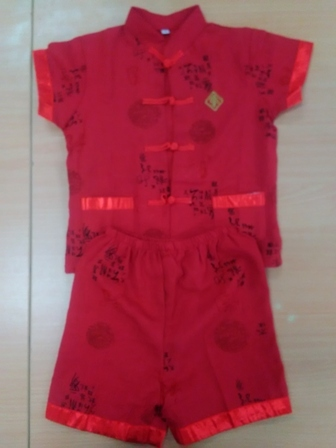 E2.963.1: CHINESE DRESS UP