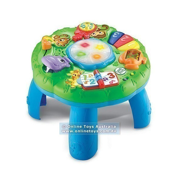 A6.077.1: LEAP FROG ACTIVITY TABLE