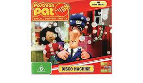 A6.089.1: POSTMAN PAT - DISCO MACHINE