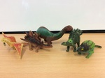 E2.977.1: ASSORTED DINOSAUR SET