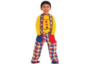 E2.978.5: Dress ups Clown