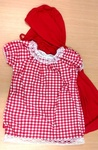 E2.978.10: RED RIDING HOOD COSTUME