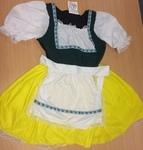E2.978.13: Dress ups Bauarian Girl