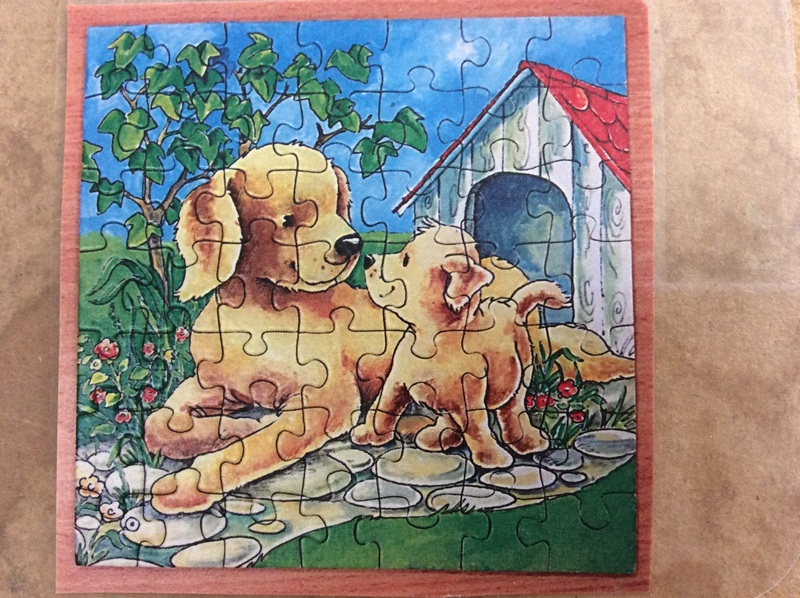 c2.963.2: Ravenburger PUPPIES Puzzle