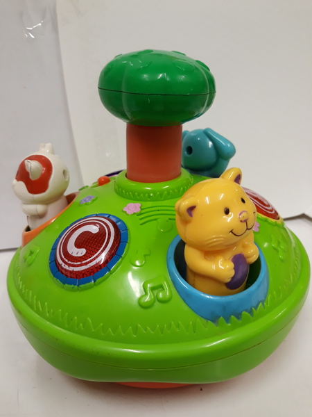 B1.001.1: Spinning Garden