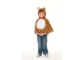 E2.978.17: Tiger Dress Up Cape