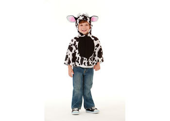 E2.978.20: Cow Dress Up Cape