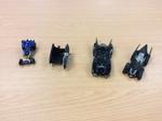 E2.110.2: HOTWHEELS BATMAN CAR SET
