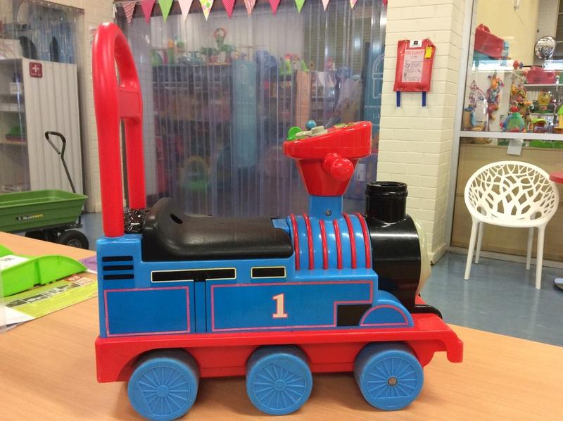 A2.084.2: Ride On Thomas