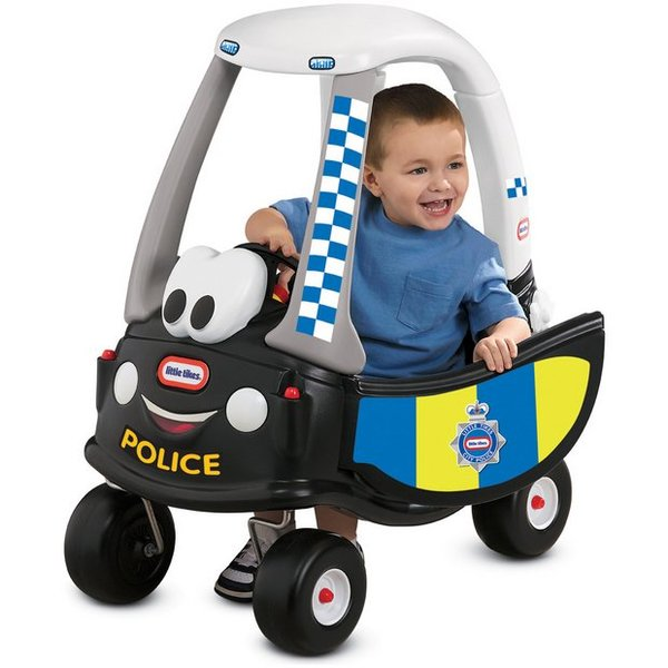 A2.378.3: POLICE COZY COUPE