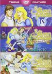 A6.115.2: The Swan Princess 3xDVD 1x CD Set