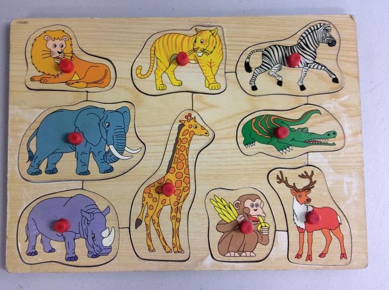 C2.958.2: Animals Puzzle