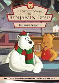 A6.116.3: THE SECRET WORLD OF BENJAMIN BEAR