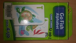 G1.010.2: GO FISH ALPHABET CARD GAME