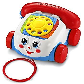 B1.258.1: Pull Along Phone