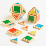 C3.483.3: Wooden Magnetic Polydron