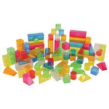 C3.483.4: Translucent Coloured Blocks