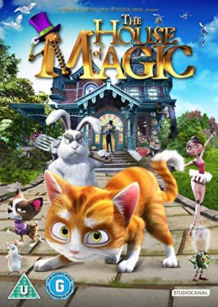 A6.030.4: The House of Magic DVD