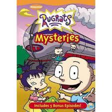 A6.030.5: Rugrats Mysteries DVD