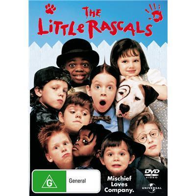 A6.030.7: The Little Rascals DVD