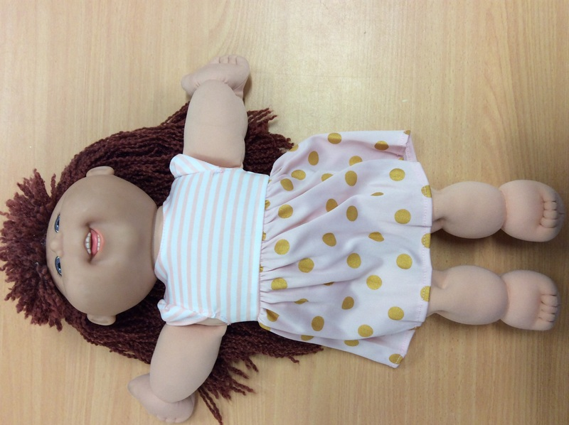 E2.097.7: CABBAGE PATCH DOLL