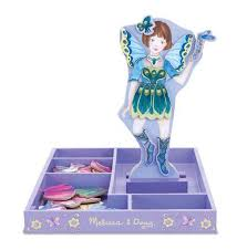 E2.861.8: Fairy Magnetic Dress Ups