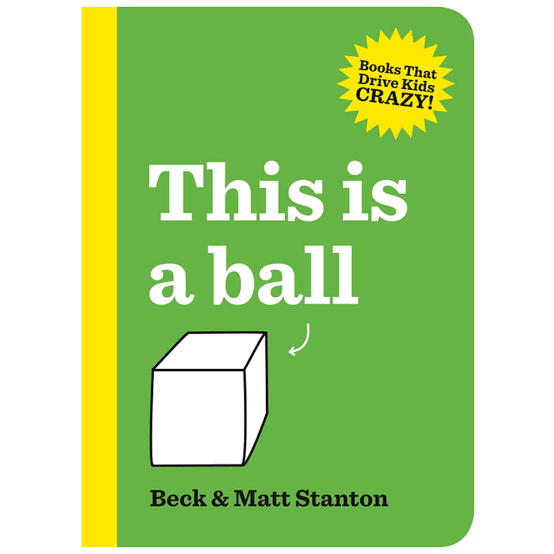 E3.020.1: LARGE BOOK  THIS IS A BALL