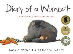E3.020.7: LARGE BOOK - Diary of a wombat
