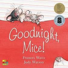 E3.020.8: LARGE BOOK - Goodnight Mice!
