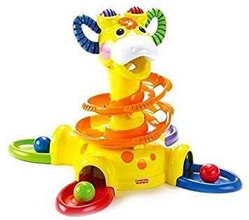 B2.510.4: GIRAFFE ACTIVITY TOWER