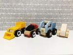 E5014: Chunky Vehicles
