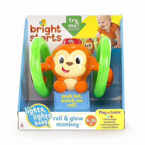 A3004: Roll and Glow Monkey