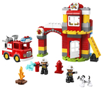 C3001: Duplo Fire Station