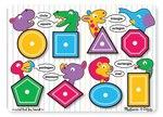 P1003: Shape peg puzzle