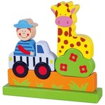 P2002: Magnetic Zoo Puzzle