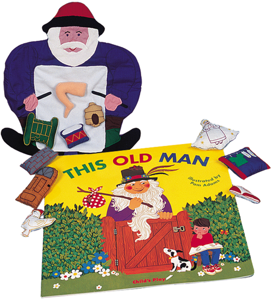 E2003: This Old Man Story set
