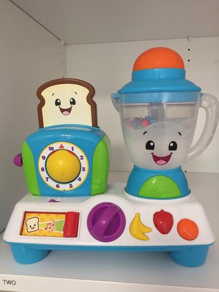 BBY005: Toaster & Blender