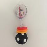 BBY016: Ladybug Rattle